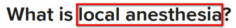 keyword in title