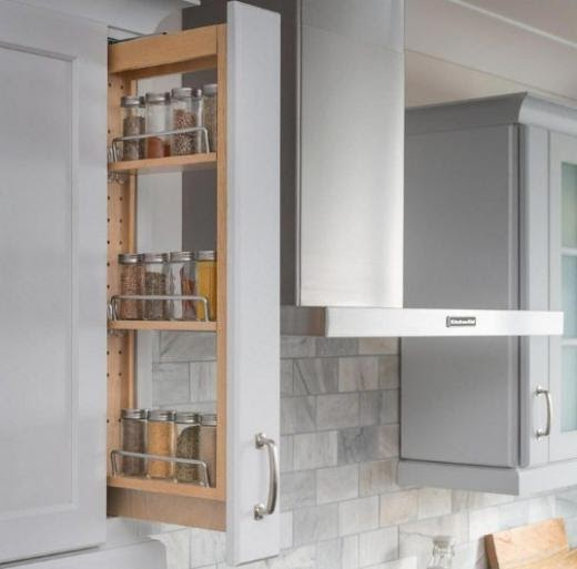 6 Kitchen Items That Could Use Pull Out Storage