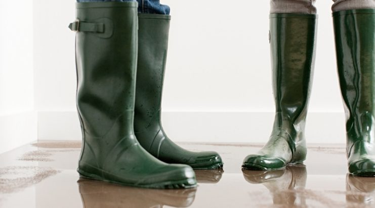 Is a flooded basement covered by homeowners' insurance?