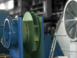 Centrifugal and Axial Industrial Blowers