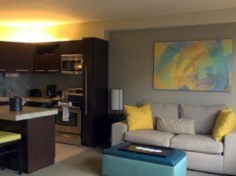 Studio and a 1-Bedroom Apartment