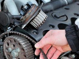 what can cause a car water pump failure