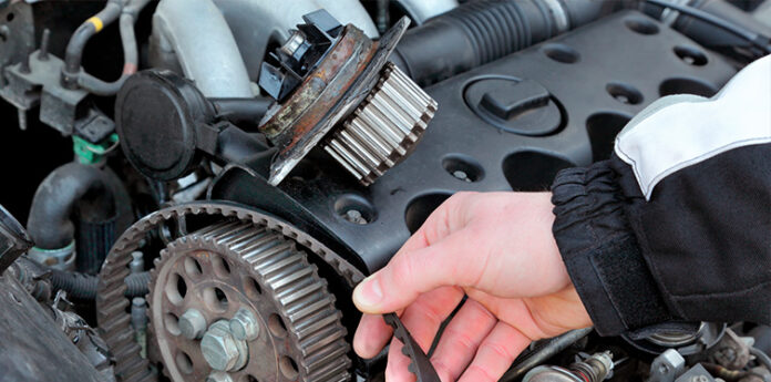 what can cause a car water pump failure