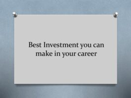 Best Investments to Make For Your Career