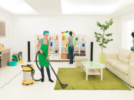 What's an Ideal Schedule to Clean Your Home