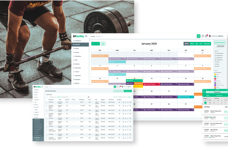 Using Gym Scheduling Software for Business: Top Features