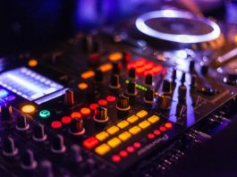 4 Listed Venues for the Audio-Visual Equipment Hire Option
