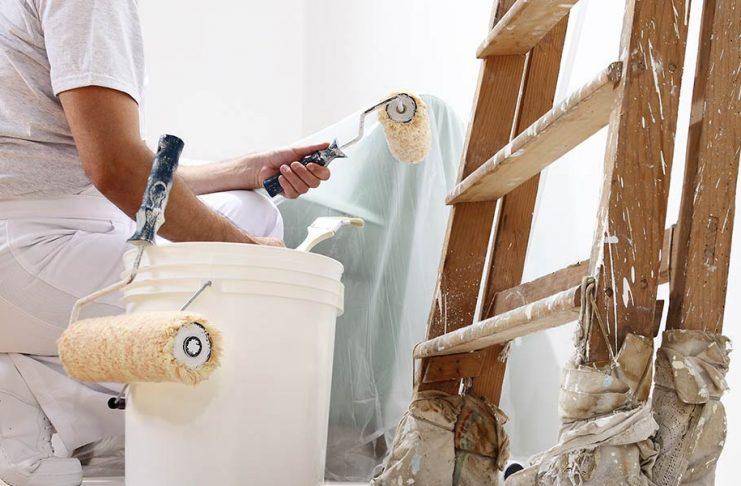 villa painter in dubai