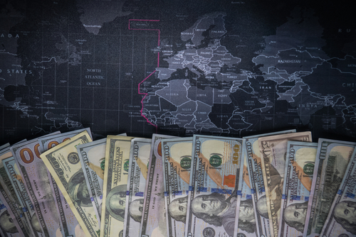 Concept,Image,Of,Business,Acronym,Aml,Anti,Money,Laundering,Money,