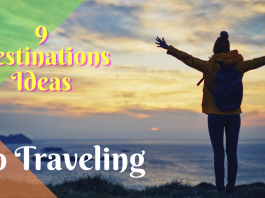 9 Best Destinations for Solo Traveling That You Shouldn't Miss