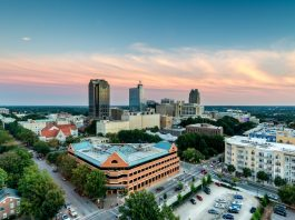 Top 5 Cities People Are Moving To In South Carolina