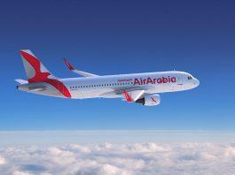 air arabia plane